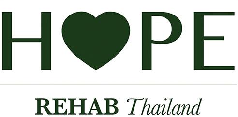 Hope Recovery Heart Logo