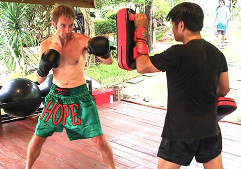 Muay Thai Boxing Hope